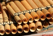 Free Pan Flutes Stock Photo - 6832230