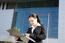 Free Businesswoman Royalty Free Stock Photo - 6832305