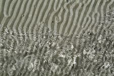 Free Background  Grey Sand Royalty Free Stock Images - 6832389