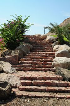 Free Stairway Stock Photography - 6832892