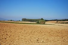 Free Barren Farmland Stock Photo - 6833430