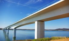 Bridge In Alentejo. Stock Photography