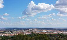Free Landscape Of  Evora. Stock Photos - 6833653