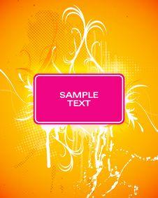 Free Frame Design 01 Royalty Free Stock Photo - 6834135