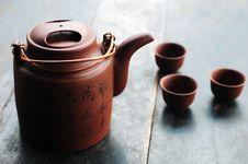 Free Tea Set Stock Photos - 6835113