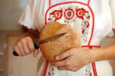 Free Fresh Bread Royalty Free Stock Photo - 6835355