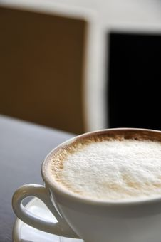 Free Cup Of Coffee Royalty Free Stock Photo - 6836095