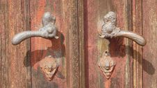 Free Old Doors Royalty Free Stock Photos - 6837598