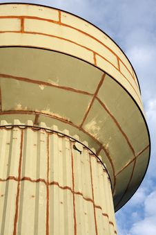 Free Water Tower Stock Photography - 6838312