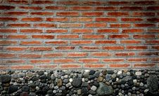 Free Brick Wall Texture Stock Photo - 6838720