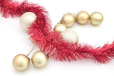 Free New Year Toys Stock Photography - 6839812