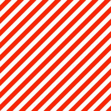 Abstract Background With Red Diagonal Lines On White. Vector Cov Stock Photography
