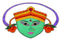 Free Colorfull Indian Goddess Stock Images - 6840094
