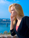 Free Beautiful Blondy Woman Royalty Free Stock Photos - 6841788