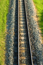 Free Empty Railway Metals Royalty Free Stock Images - 6842979