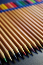 Free Coloured Pencils Stock Images - 6843844