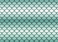 Free Green Fish Scales. Royalty Free Stock Photo - 6844235