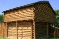Free Log Cabin Royalty Free Stock Photo - 6847845