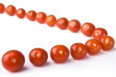 Free Cherry Tomatoes Stock Images - 6840274