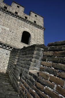 Free The Great Wall Royalty Free Stock Photo - 6841215