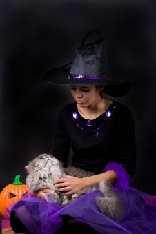 Free Witch Stock Photography - 6841692