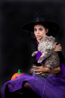 Free Witch Stock Images - 6841694