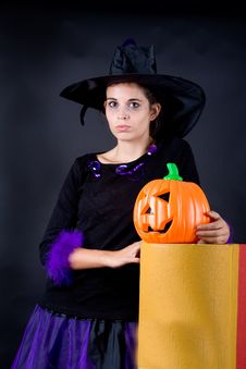 Free Witch Royalty Free Stock Photo - 6841765