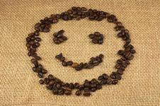 Free Coffee Smile Stock Image - 6842081