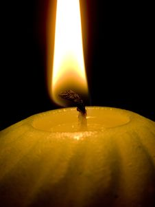 Free Candle Royalty Free Stock Photography - 6842337