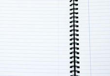 Free Open Notebook Stock Image - 6842411