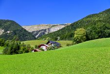 Free The Beautiful Countryside Of St. Wolfgang Royalty Free Stock Image - 6842666