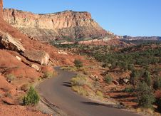 Capitol Reef NP Stock Photography