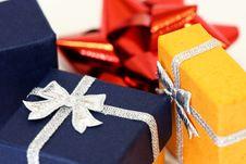 Free Christmas Present Stock Photo - 6843980