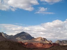Free Valley Of Fire Stock Image - 6844451