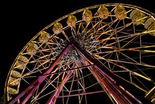 Free Ferris Wheel At The Fair Stock Images - 6844464