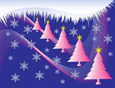 Free Pink Christmas Royalty Free Stock Image - 6844466