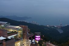 Free Hongkong View From The Peak Stock Photo - 6844710