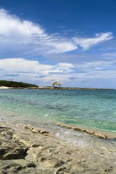 Free Tropical Beach Royalty Free Stock Photos - 6844788