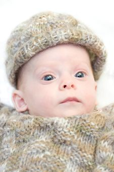 Free Newborn Baby Royalty Free Stock Photo - 6844935