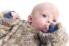 Free Newborn Baby Royalty Free Stock Photo - 6845085