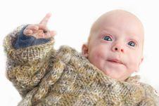 Free Newborn Baby Stock Photography - 6845162