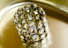 Free Diamond Bangle Royalty Free Stock Image - 6846236