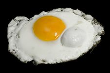 Free Fried Egg Royalty Free Stock Photos - 6846698