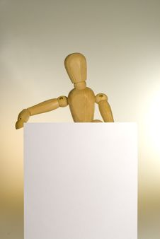 Jointed Doll Stock Images