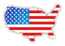 Free America Continent Royalty Free Stock Photography - 6846807
