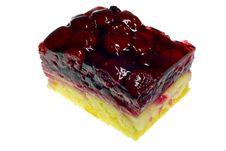 Free Rasberry Cake Stock Photo - 6846870