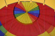 Free Hot Air Balloon Interior Royalty Free Stock Image - 6847456