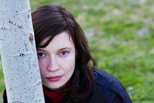 Free Woman Portrait Stock Images - 6847524