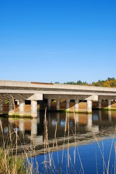 Free Bridge Over River Stock Photo - 6847530