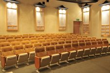 Free Seating In Side Of A Theater Royalty Free Stock Image - 6847736